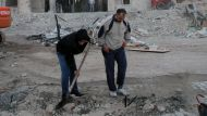 Syrian violence spreads to Aleppo (Video Thumbnail)