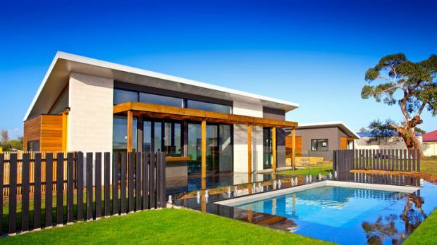 Archiblox creates prefabricated homes that are architect-designed and environmentally friendly.