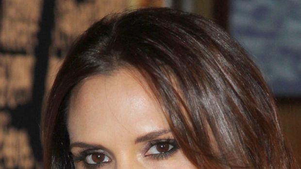 Bottle browned ... Victoria Beckham helped popularise spray tans, says beautician.
