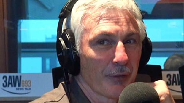 Concerned ... Mick Malthouse at 3AW.