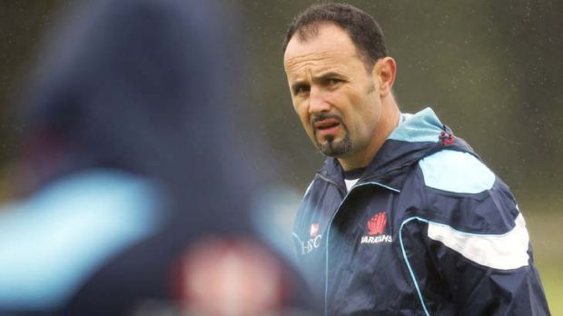 Waratahs coach Michael Foley has one of the toughest jobs in Australian sport.