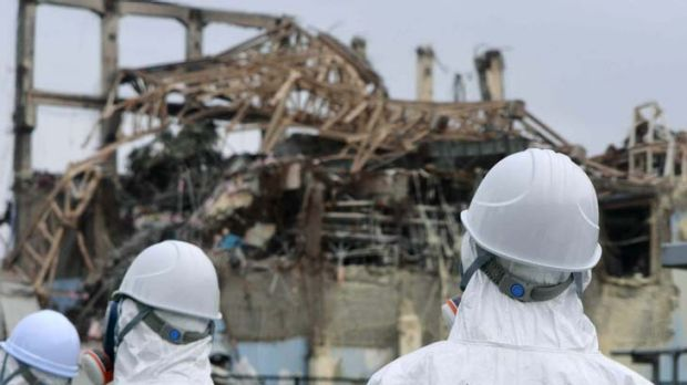 Workers are unable to take accurate readings of the temperature inside Fukushima's damaged reactor because radiation ...