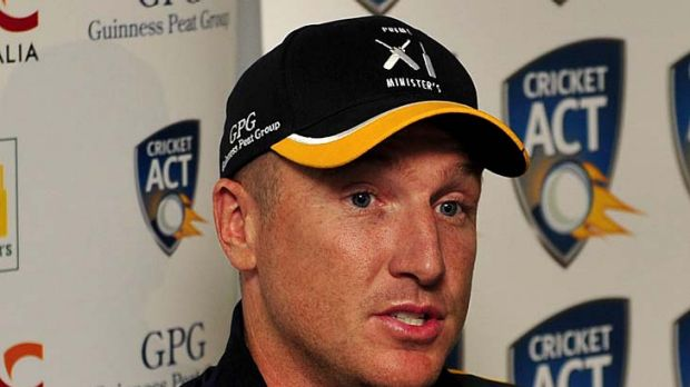 Left out ... Brad Haddin.