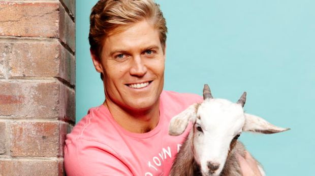 Dr Chris Brown is flat out soothing anxious pets and owners on <i>Bondi Vet</i>.