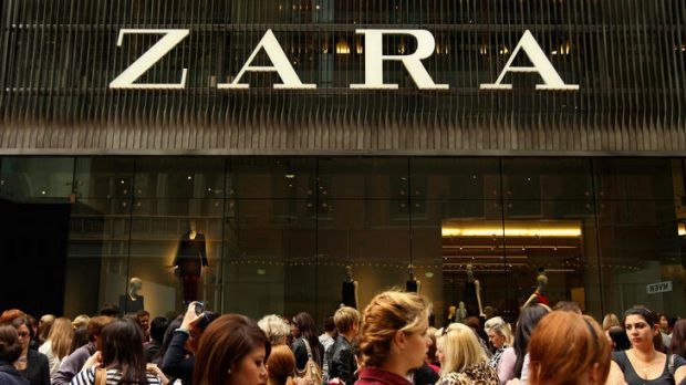 Mr Lowy said the success of the Zara store in Westfield's Pitt Street Mall had made other retailers sit up and take notice.