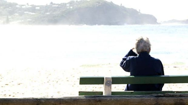 Vulnerable... elderly Australians are increasingly targeted by scam artists.