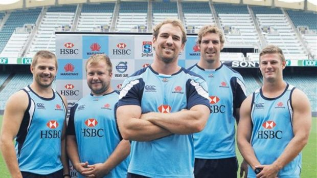 Tahs rally behind Rocky
