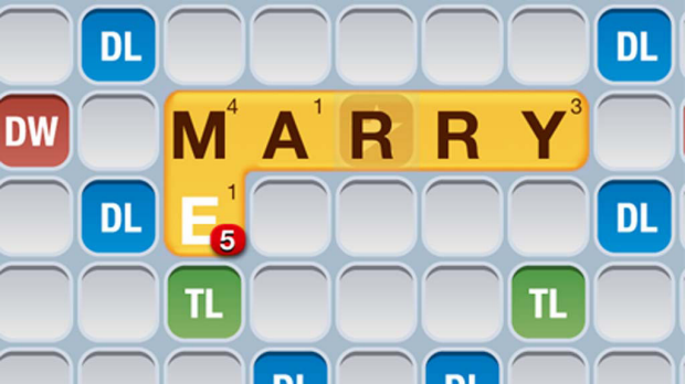 From hook-ups to marriage proposals, Words with Friends has become a handy dating tool.