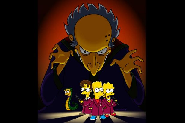 Treehouse of Horror Potter XII