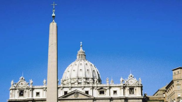 The Vatican ... owns 110,000 properties, including shopping centres and residences, which are collectively worth about ...