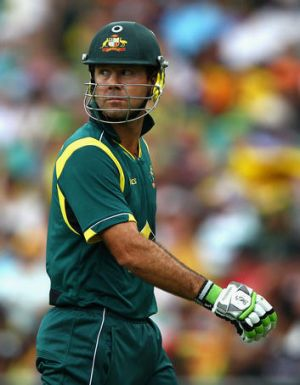 Who can fill Ricky Ponting's shoes?