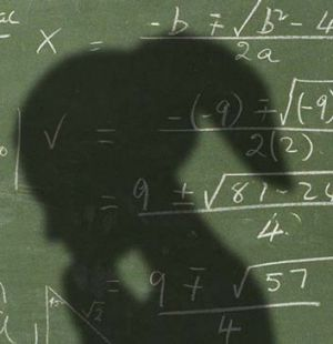 """""""Research shows a 'middle years dip', with students dropping out of maths after the first few years of high school."""""""