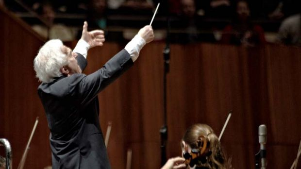 """""""Conductor Vladimir Ashkenazy gave the work a persuasively shaped curve that held interest and intensity right to the ..."""