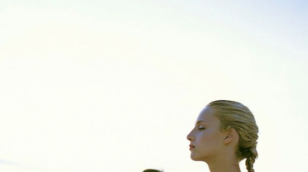 Better than morphine ... meditation can reduce pain dramatically, study finds.