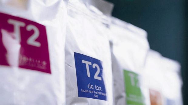 T2 has pulled off remarkable growth amid Australians' love for coffee.