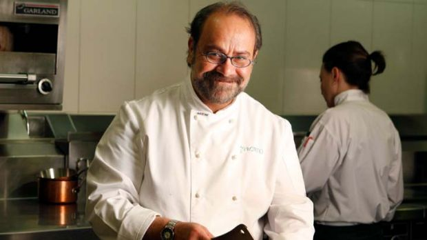 New gig ... Greg Malouf is to replace Skye Gyngell at Petersham Nurseries Cafe in London.