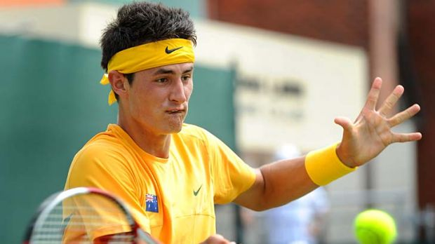 Bernard Tomic lost for only the third time this season.
