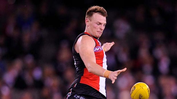 """For Brendon Goddard, there remains a doubt about whether he is a restricted free agent or a completely """"unrestricted"""" ..."""