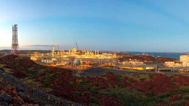 A Shell buyout may be in the pipeline as Woodside's profits roll in from its Pluto liquefied natural gas project.
