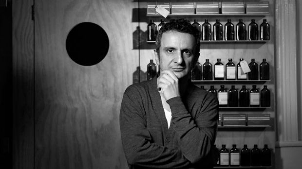 Aesop founder Dennis Paphitis knows how to run a tight ship.