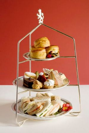 """""""(High tea) ties into vintage trend. Everything old is new again."""" - Natalie O'Brien, Melbourne Food and Wine Festival ..."""