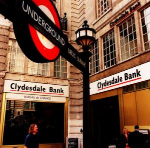 In September, Moody's cut Clydesdale's long-term bank deposit and senior debt rating to A2 from A1.