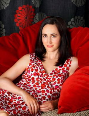Sophie Kinsella says you can be highly intelligent and also ditzy and klutzy. ''What I'm writing is real.''
