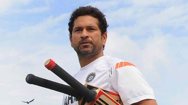 Have bats will travel: Sachin Tendulkar has given no indication of when he will retire.