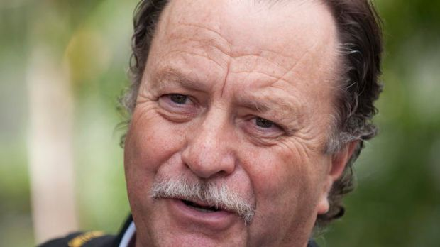 Bruce Hawker ... says Julia Gillard must think about not standing.