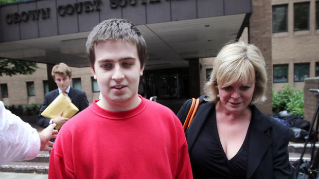 Obsession ... alleged hacker Ryan Cleary and his solicitor leave court. Cleary would only leave his computer to use the ...