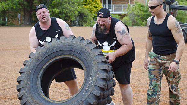 Struggling ... viewers have turned away from one of Ten's tent pole programs, <em>The Biggest Loser</em>.