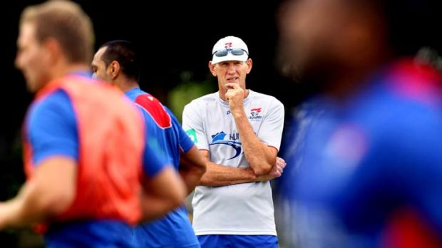 """""""The [Dragons] players believe they know what to expect from a Newcastle team coached by Bennett and featuring their ..."""