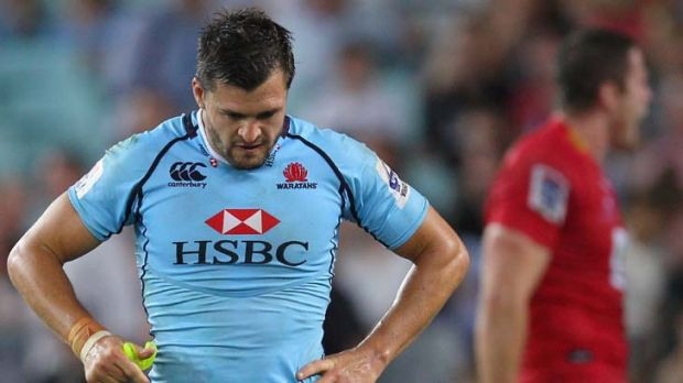 """""""Ashley-Cooper is accustomed to being moved around the back line, flitting between the centres, wing and fullback for ..."""