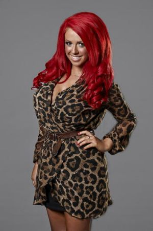 <i>Geordie Shore</i> housemate Holly Hagen.