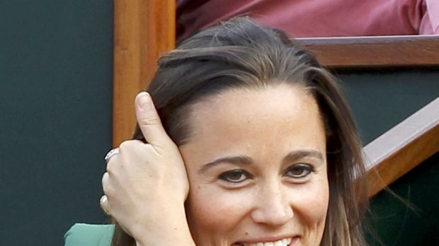 Pippa Middleton ... set to escape a police inquiry.