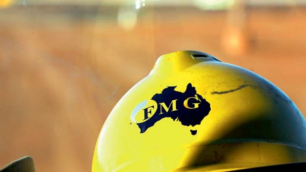 Fortescue Metals Group is cutting back.