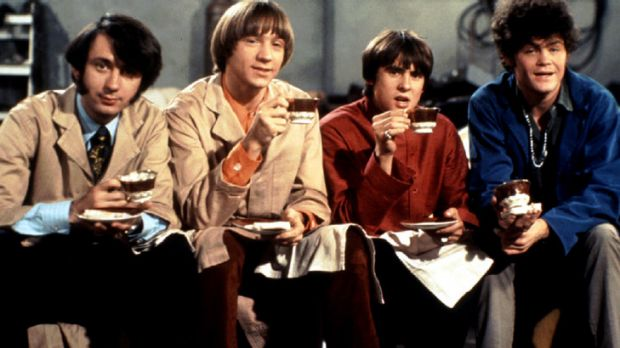 Heyday ... The Monkees, from left, Michael Nesmith, Peter Tork, Davy Jones and Mickly Dolenz.