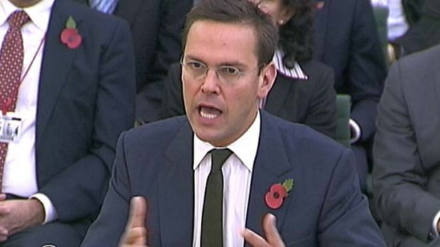 Big scalp ... James Murdoch has become the latest high profile resignation in the ongoing phone hacking scandal.