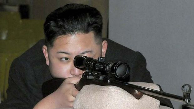 More of the same … Kim Jong-un is eager to make his mark.