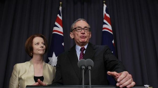 Former NSW premier Bob Carr was in 'two minds' about accepting the offer.