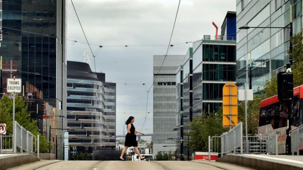 Docklands has been ruled a soulless, dispiriting, windswept failure, its waterfront dominated by soaring towers.