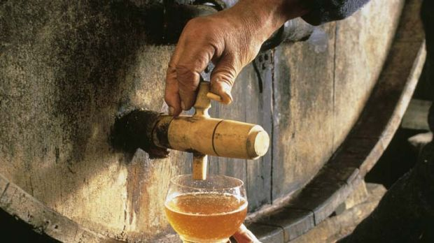 """""""Because cider is so sweet and often flavoured it's very much targeted at the young market"""" ... Brian Vandenberg."""