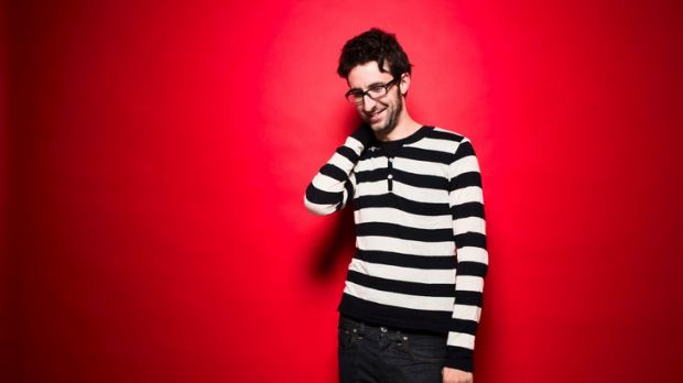 Mark Watson always knew he could be funny.
