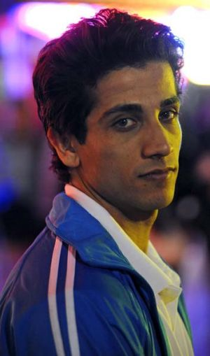Call for change... Firass Dirani in Underbelly: The Golden Mile.