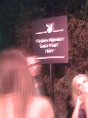 Adventures at the Playboy Mansion