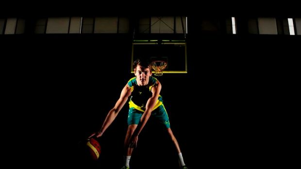 Sam Cartledge will represent the Australian men's deaf basketball team in South Korea later this year.