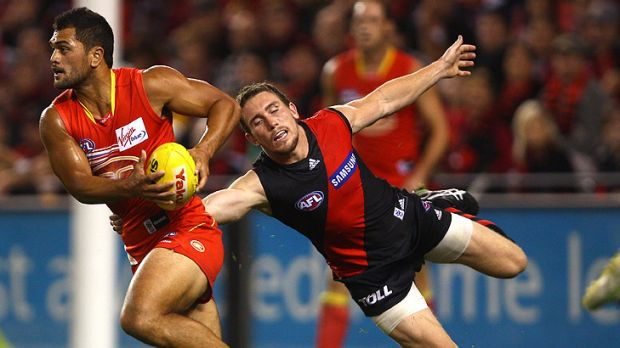 Karmichael Hunt says he's 'got a lot of improving to do'.