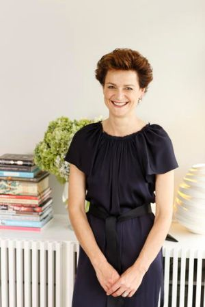 Julie Gibbs of Penguin Books.