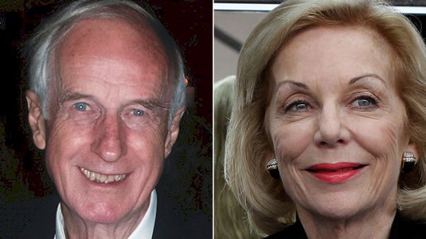 Alasdair Macdonald ... says the television show portrayed him as abandoning Ita Buttrose.