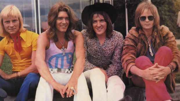 The Masters Apprentices.